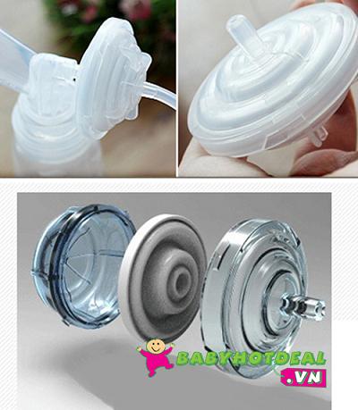 Bộ Protector chặn sữa tối đa của máy hút sữa