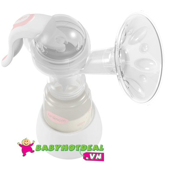 Máy hút sữa bằng tay Unimom Mezzo BPA free