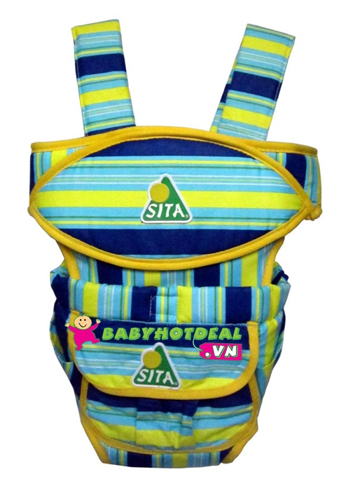 Địu bóng mát Sita cho bé 0100