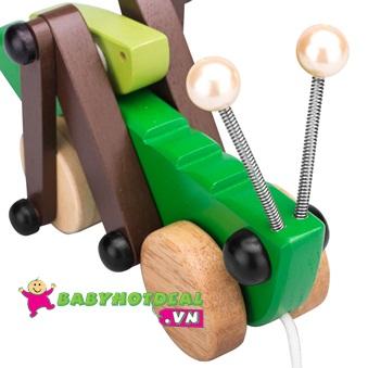 Đồ chơi gỗ trẻ em Châu Chấu WinwinToys