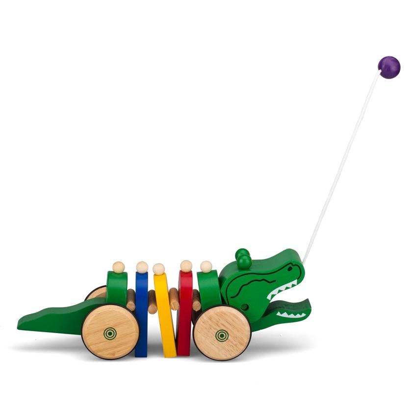 Đồ chơi gỗ Cá Sấu Winwin Toys