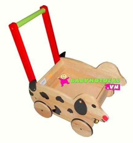 Xe chó chở đồ chơi Winwintoys 62012K