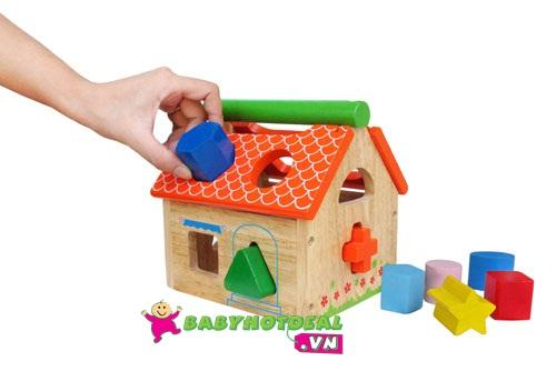 Nhà thả 12 khối Winwintoys 68022