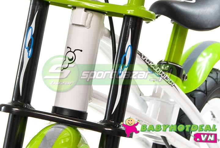 Xe đạp cân bằng trẻ em cánh cam JDBug
