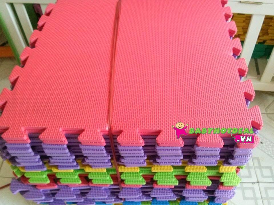 Thảm xốp mềm cho bé miếng rời (50cm x 50cm)