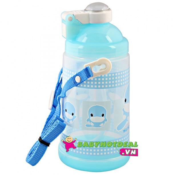 Bình tập uống KUKU có ống hút KU5319