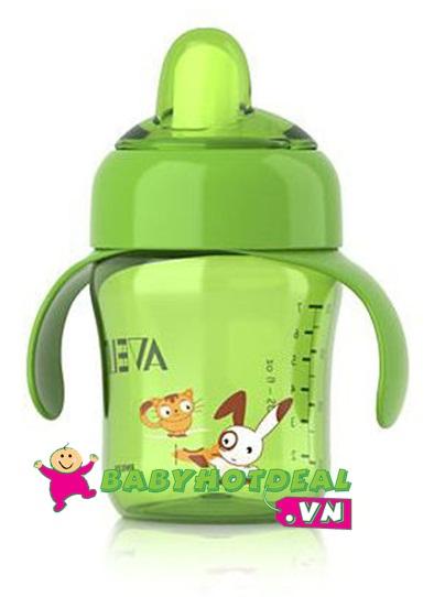 Bình tập uống cho bé trên 12 tháng tuổi Philips Avent SCF752/00
