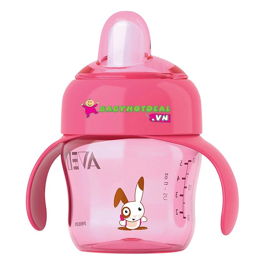 Bình tập uống cho bé trên 6 tháng tuổi Philips Avent SCF750/00