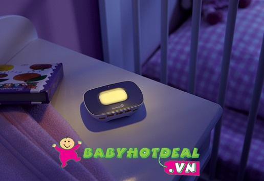Máy báo khóc đơn Safety có đèn 3311041