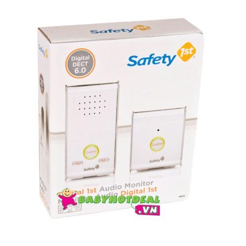 Máy báo khóc 1 phát 1 nhận Safety 08024