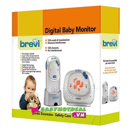 Máy báo khóc cho bé Brevi Digital Baby BRE381