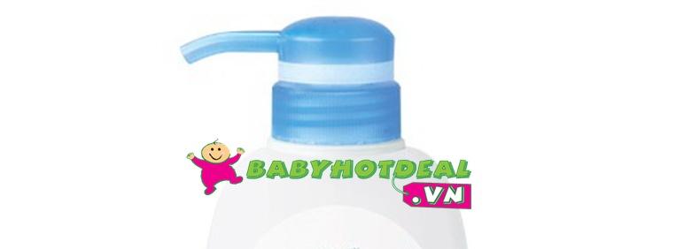 Nước rửa bình sữa và rau quả D-nee 500ml