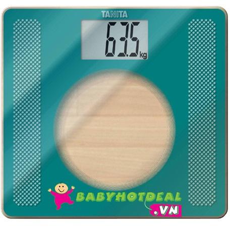 Cân sức khỏe điện tử Tanita Nhật Bản 381