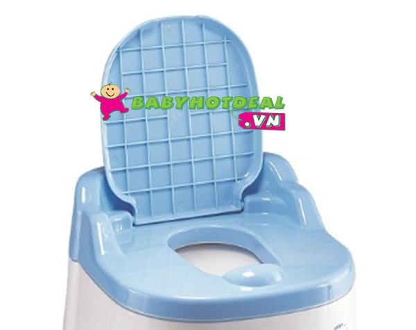 Bô vệ sinh KUKU cho bé KU1014