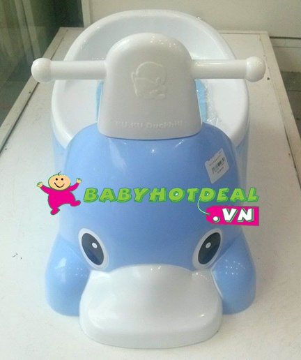 Bô em bé KUKU hình chú vịt KU1033