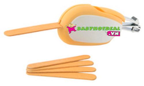 Bộ cắt và dũa móng tay em bé Safety 1st 49539