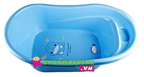 Thau tắm nhỏ KUKU cho bé KU1068