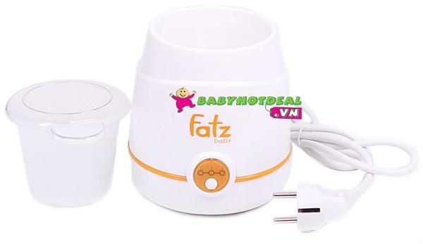 Máy hâm sữa và thức ăn Fatzbaby 3 cấp độ FB3001WB
