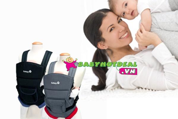 Địu em bé Youmi Safety