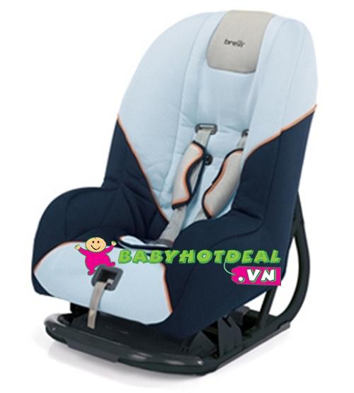 Ghế ngồi ô tô Brevi Grandprix BRE515